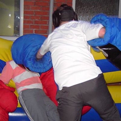 Bouncy Boxing Hire