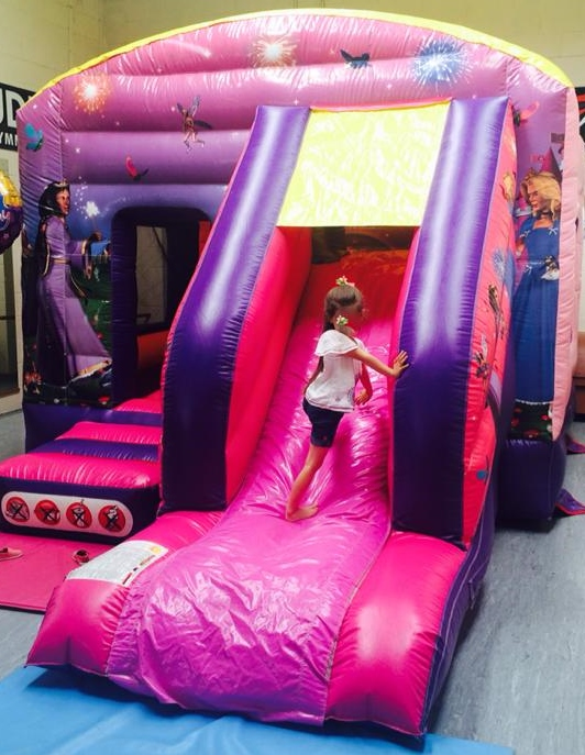 Bouncy Castle Slide Combo13
