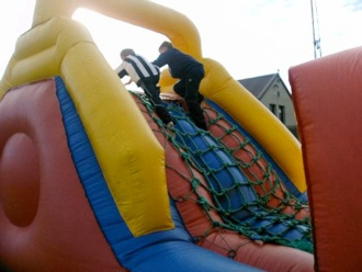 Inflatable Obstalce Course Hire
