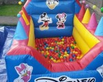 Air Juggler Inflatable Ball Pool Hire